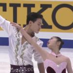リョム・テオク&キム・ジュシク 冬季アジア大会2017 フリー演技 (解説:なし)