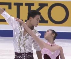 リョム・テオク&キム・ジュシク 冬季アジア大会2017
