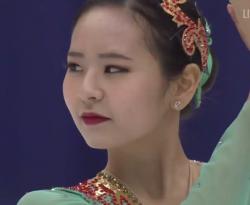キム・ナヒョン 冬季アジア大会2017