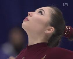 アイザ・マムベコワ 冬季アジア大会2017
