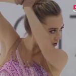 エレーナ・ラディオノワ 冬季ユニバーシアード2017 フリー演技 (解説:ロシア語・イギリス英語)
