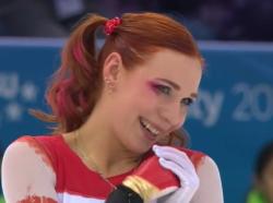 アレーナ・レオノワ 冬季ユニバーシアード2017