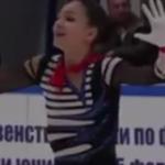 スタニスラワ・コンスタンチノワ ロシアジュニア選手権2017 フリー演技 (解説:なし)