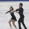 森衣吹&鈴木健太郎 冬季アジア大会2017 ショート演技 (解説:なし)