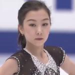 エリザヴェート・トゥルシンバエワ 冬季アジア大会2017 ショート演技 (解説:英語)