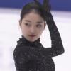 李子君[リ・シクン] 冬季アジア大会2017 ショート演技 (解説:英語)