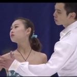 彭程[ホウ・テイ]&金楊[キン・ヨウ] 冬季アジア大会2017 フリー演技 (解説:なし)