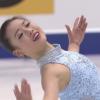 メイジー馬曉晴 冬季アジア大会2017 フリー演技 (解説:英語)