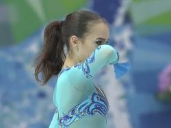 アリーナ・ザギトワ 世界選手権2017