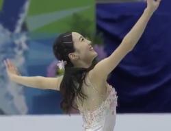 本田真凜 世界ジュニア選手権2017