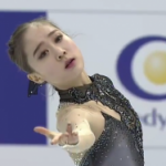 アン・ソヒョン 世界ジュニア選手権2017 ショート演技 (解説:なし)