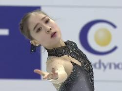 アン・ソヒョン 世界ジュニア選手権2017