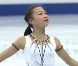 李香凝[リ・コウギョウ] 世界ジュニア選手権2017