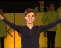 曹志禕[ソウ・シイ] 世界ジュニア選手権2017