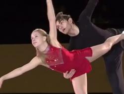 エカテリーナ・アレクサンドロフスカヤ&ハーレー・ウィンザー 世界ジュニア選手権2017