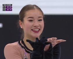 ヤスミン・キミコ・ヤマダ 世界選手権2017