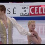 エフゲーニヤ・タラソワ&ウラジミール・モロゾフ 世界選手権2017 ショート演技 (解説:ロシア語・イギリス英語)