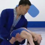 于小雨[ウ・ショウウ]&張昊[チョウ・コウ] 世界選手権2017 ショート演技 (解説:ロシア語)