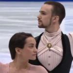 クセニヤ・ストルボワ&ヒョードル・クリモフ 世界選手権2017 ショート演技 (解説:ロシア語・イギリス英語)
