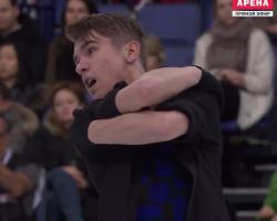 イワン・パブロフ 世界選手権2017