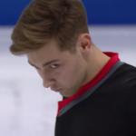 イーゴリ・レズニチェンコ 世界選手権2017 ショート演技 (解説:ロシア語)
