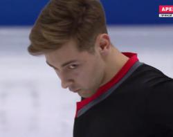 イーゴリ・レズニチェンコ 世界選手権2017