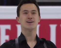 パトリック・チャン 世界選手権2017