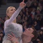 アリオナ・サフチェンコ&ブリュノ・マッソ 世界選手権2017 フリー演技 (解説:ロシア語・イギリス英語)