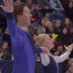 エフゲーニヤ・タラソワ&ウラジミール・モロゾフ 世界選手権2017 フリー演技 (解説:ロシア語・イギリス英語)