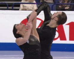 クセニヤ・ストルボワ&ヒョードル・クリモフ 世界選手権2017