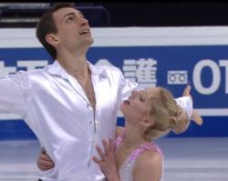 アレクサ・シメカ・クニエリム&クリス・クニエリム 世界選手権2017
