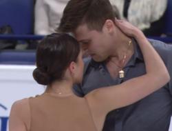 ナタリア・ザビアコ&アレクサンドル・エンベルト 世界選手権2017