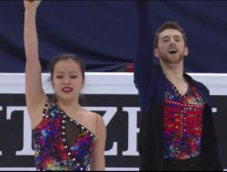 ミン・ユラ&アレクサンダー・ガメリン 世界選手権2017