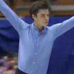 ヤロスラフ・パニオット 世界ジュニア選手権2017 ショート演技 (解説:なし)