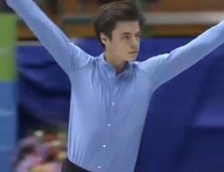 ヤロスラフ・パニオット 世界ジュニア選手権2017