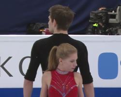 エカテリーナ・アレクサンドロフスカヤ&ハーレー・ウィンザー 世界選手権2017