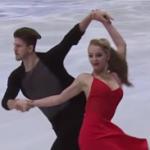 アレクサンドラ・ステパノワ&イワン・ブキン 世界選手権2017 フリー演技 (解説:ロシア語・イギリス英語)