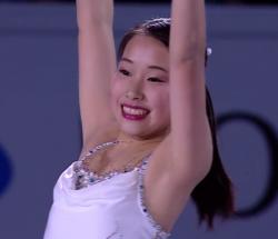 三原舞依 世界選手権2017 エキシビション演技
