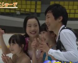 本田4兄妹 京都のアイスショーに登場