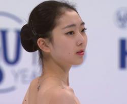 李子君[リ・シクン] 世界選手権2017