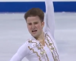ミーシャ・ジー 世界選手権2017