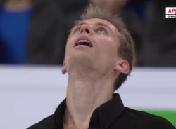 ミハエル・ブジェジナ 世界選手権2017