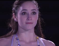 ケイトリン・オズモンド 世界選手権2017