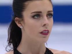 アシュリー・ワグナー 世界選手権2017