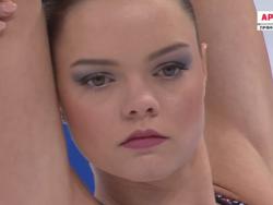 ロエナ・ヘンドリックス 世界選手権2017