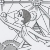 浅田真央を題材にした鉄拳作パラパラ漫画「SLIDE」、フルバージョン公開 (2017/7/10)