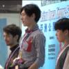 アジアフィギュア杯2017 男子シングル表彰式 (解説:広東語)