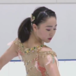 樋口新葉 ロンバルディア杯2017 ショート演技 (解説:なし)