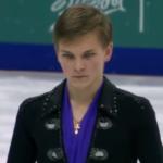 ミハイル・コリヤダ ロステレコム杯2017 フリー演技 (解説:ロシア語・イギリス英語・アメリカ英語・カナダ英語)
