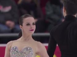 アンナ・カッペリーニ &ルカ・ラノッテ スケートアメリカ2017 ショート演技 (解説:アメリカ英語)